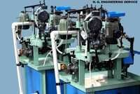 Multiple Components Threading Machine