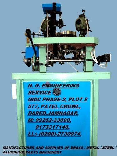 Metal Parts Index Machine
