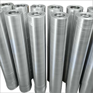 Aluminum Grooved Rollers