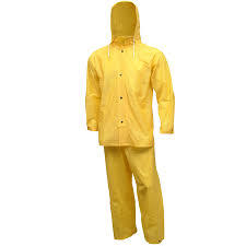 Pvc Protective Clothing Suit