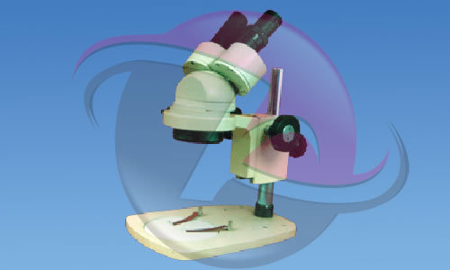 Industrial Stereo Microscope