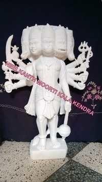 panchmukhi hanuman moorti idol