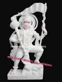Decorative Hanuman Marble Statue