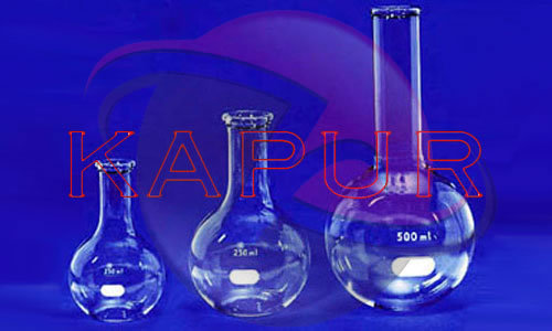 Round Flat Bottom Flask