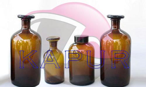 Reagent Bottles, Amber