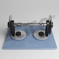 Double Hook Coupling Experimental Apparatus