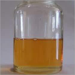 Sulfurised lard oil