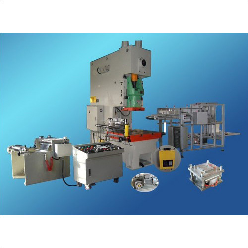 Almuinum Foil Making Machine