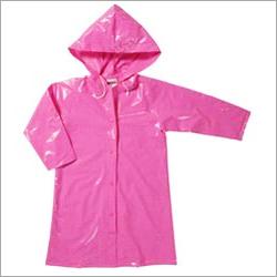 Kids Pink Raincoat
