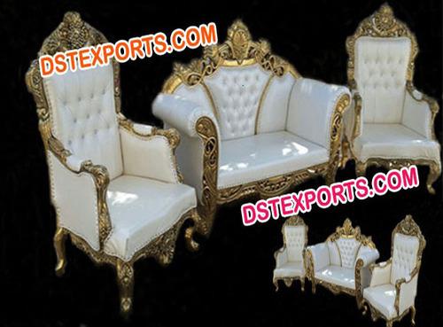 Asian Wedding Maharaja Furniture