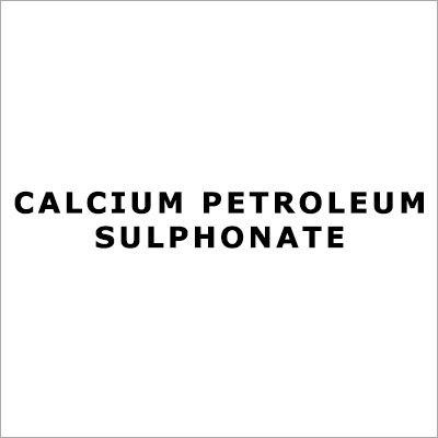 Calcium Petroleum Sulfonate