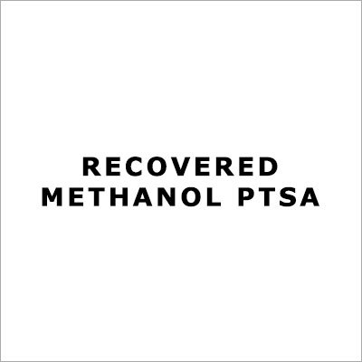 Recovered Methanol