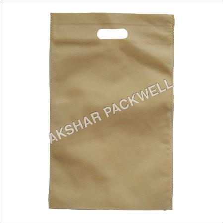 Cream Non Woven Bag