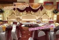 MUSLIM WEDDING SOFA SET