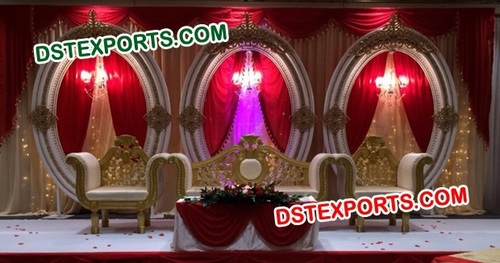ROYAL WEDDING GOLDEN STAGE