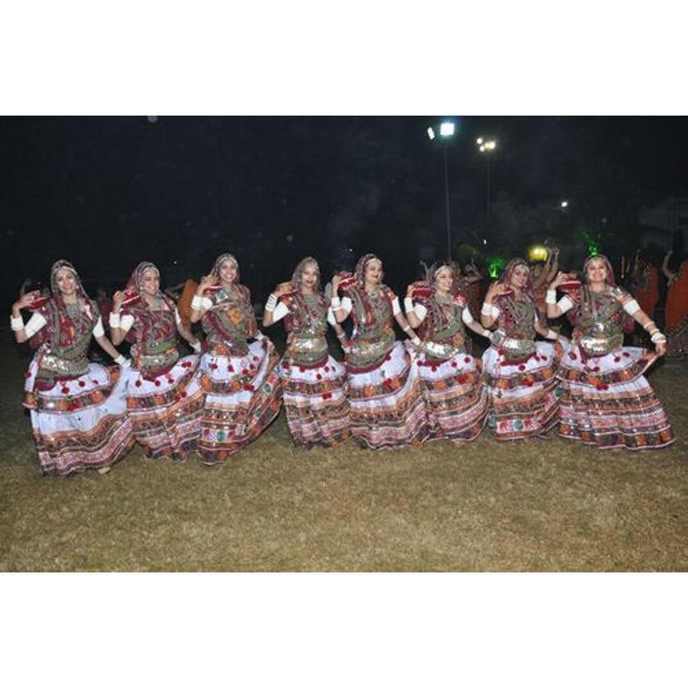 Pom-Pom Rajasthani Costumes
