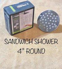 SS Sandwich Shower Round