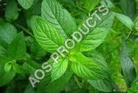 De-mentholised Mint Oil