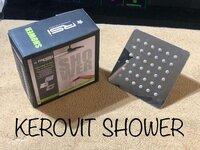 6'' Sandwich Shower Round