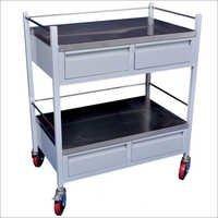 Medicine Trolley 4 Drawers