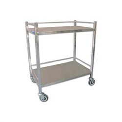 Instrument Trolley 18'' x 30'' (SS)
