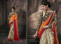 Cherish With These Beautiful Designer Saree For All