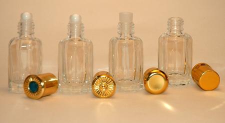 1 Tola Glass Bottle