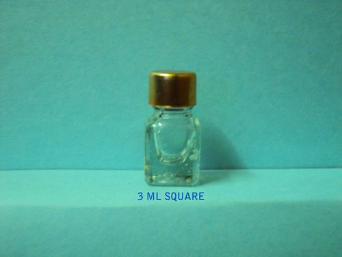 3ml Glass Bottles