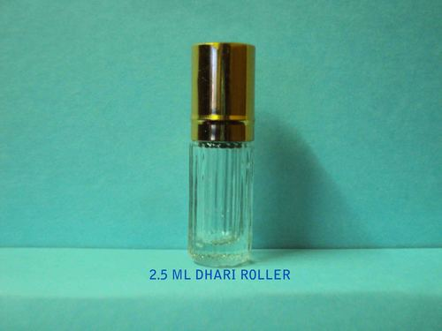Small Perfume Bottle with Cap