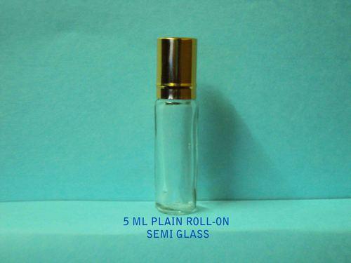 Transparent Glass Bottle