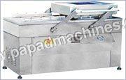 Double Chamber Vacuum Packaging Machine
