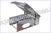 Automatic Meal Tray Sealing Machine