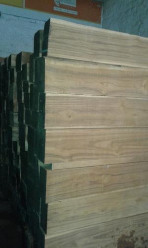 Square Teak Wood