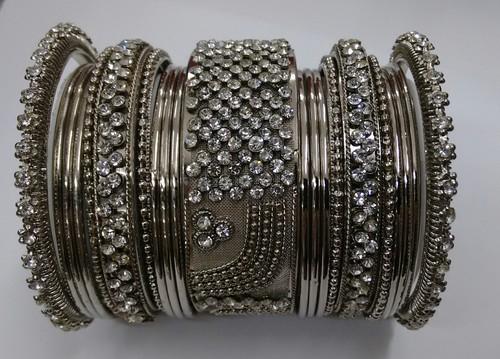 Silver Metal Bracelet