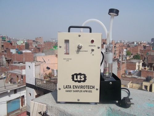 Handy Dust Sampler