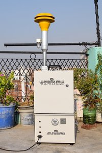 Air Pollution Monitoring Systems
