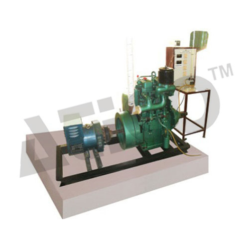 4 Stroke 1 Cylinder Motor Cycle Engine