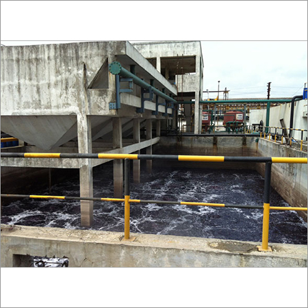Wastewater Treatment Plant Installation