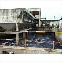Wastewater Treatment Plant Installation