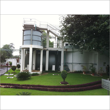 Effluent Treatment Plant Erection Service