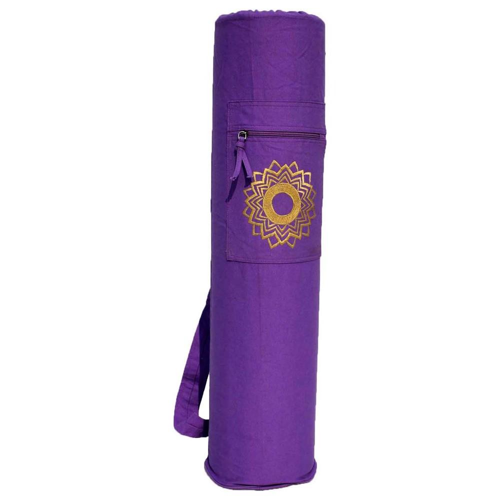 YMB031 Single Chakra Mat Bag (Drawstring)