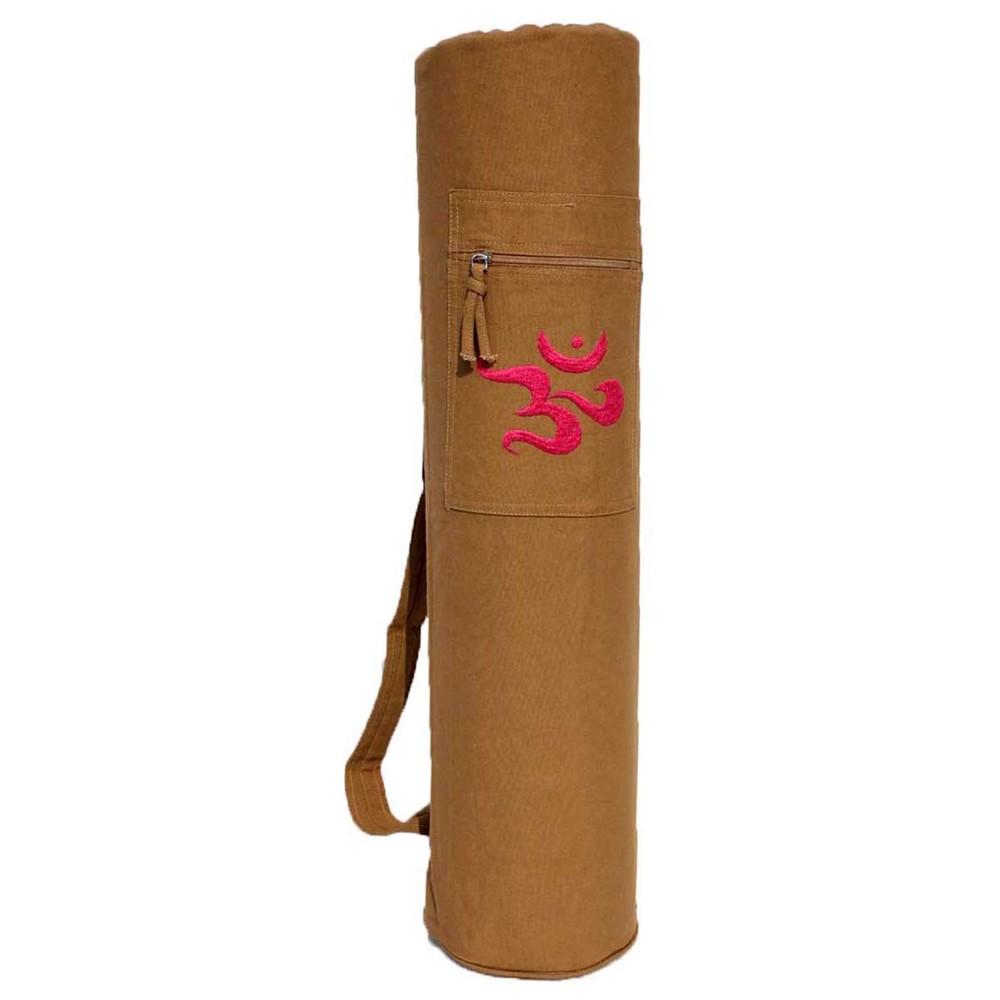 YMB032 Mat Bag (Drawstring) Om Embroidery