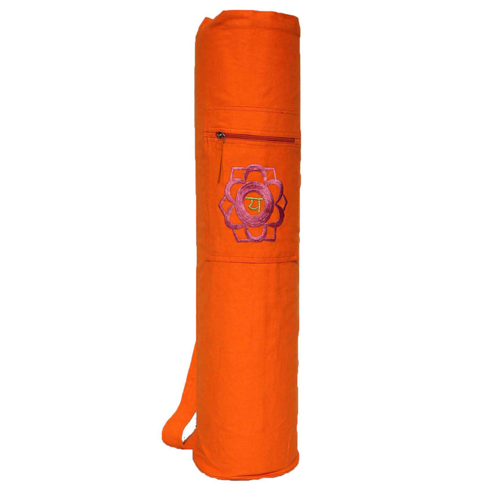 YMB035 Single Chakra Mat Bag (drawstring)