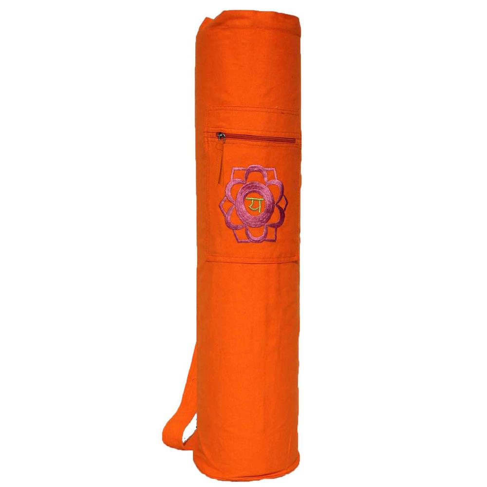 YMB035 Single Chakra Mat Bag (Drawstring)