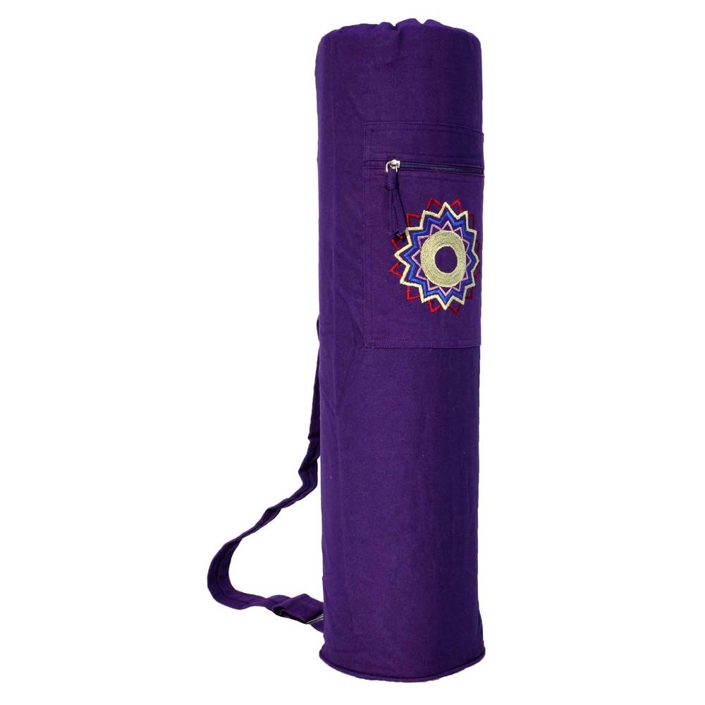 YMB036 Single Chakra Mat Bag (Drawstring)