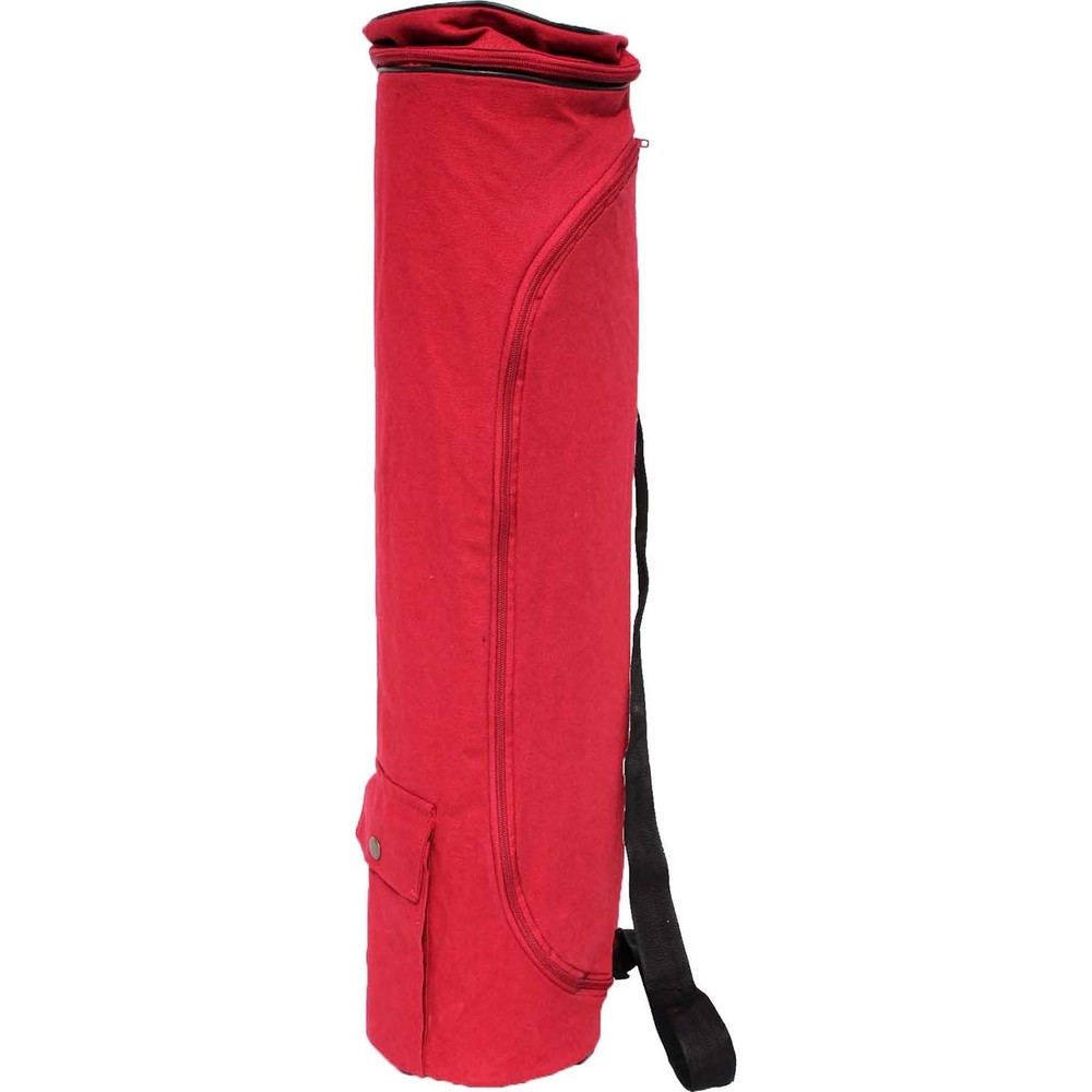 YMB112 Solid Mat Bag- RED
