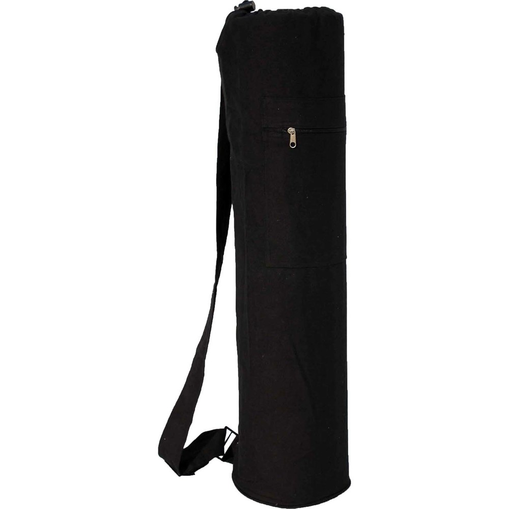 YMB114 Solid Mat Bag- Black