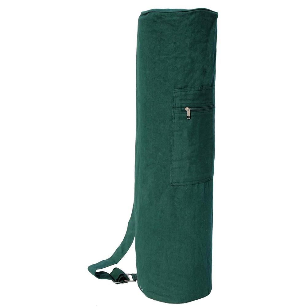 YMB115 Solid Green Mat Bag