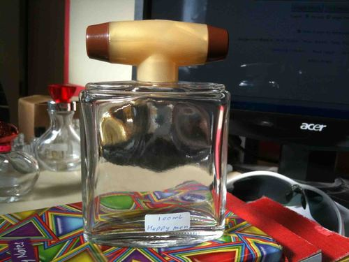 100ml Glass Perfume Bottle