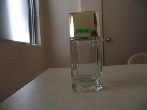 100 ml glass perfume bottle set